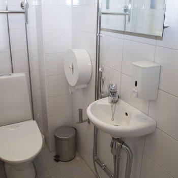 Musahotelli WC
